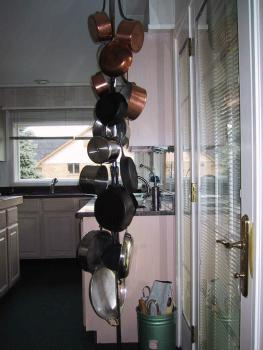 Superbe The Pot Rack Pole   A New Kind Of Pot Rack Unlike Any Pot Rack Youu0027ve Ever  Seen!